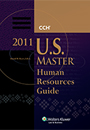 U.S. Master™ Human Resources Guide, 2011 Edition