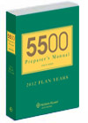 5500 Preparer's Manual for 2012 Plan Years